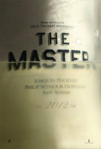 Movie Poster - The Master