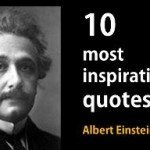 inspirational quotes by Einstein