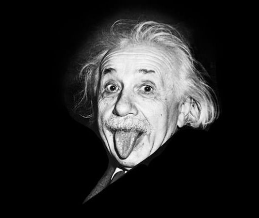 Albert Einstein Funny Quotes Featured