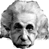 Albert Einstein icon 6