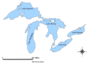 North America's Great Lakes
