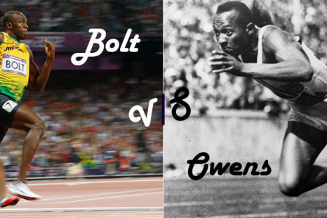 Usain Bolt Vs Jesse Owens: Who Is The Better Athlete?