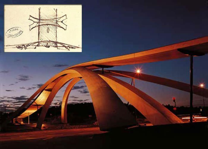 The Leonardo Bridge