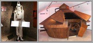 Da Vinci's Diving Suit and Tank