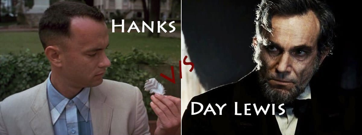 Daniel Day Lewis Vs Tom Hanks Featured