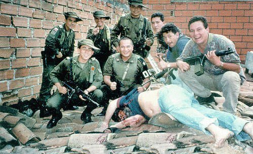 Death of Pablo Escobar