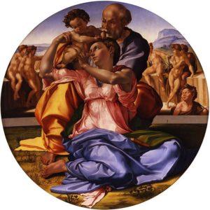 Doni Tondo - Michelangelo