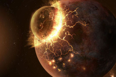 Giant Impact Hypothesis: Theory on how the Moon was formed