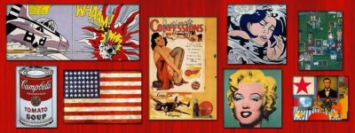 10 Most Famous Pop Art Paintings And Collages