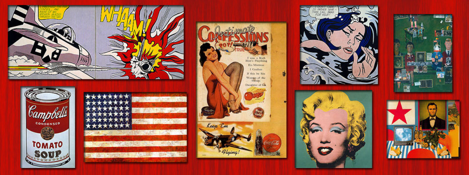 10 Most Famous Pop Art Paintings And Collages   Learnodo Newtonic