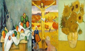 Famous Post Impressionist Paintings