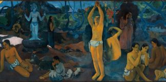 Famous Post Impressionist Paintings Featured
