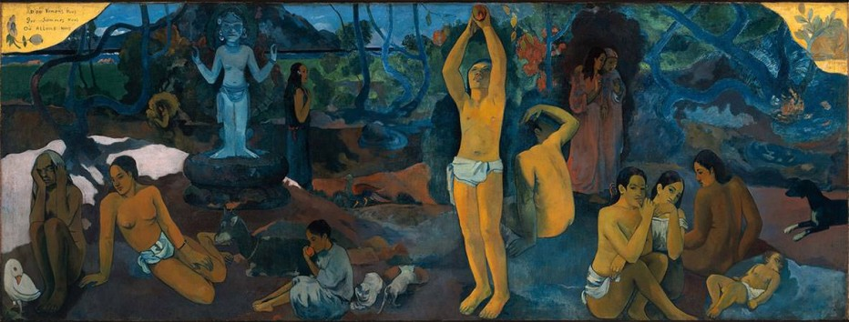 10 Most Famous Post-Impressionist Paintings | Learnodo Newtonic