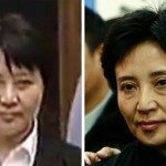 Gu Kailai and her suppossed body double