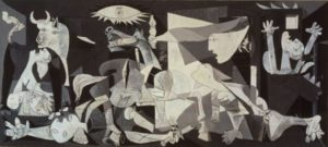 Guernica (1937) - Pablo Picasso