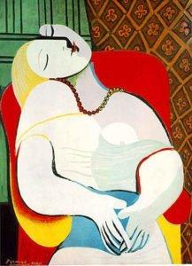 Le Rêve (1932) - Pablo Picasso
