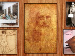 Leonardo da Vinci Facts Featured Image