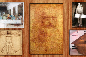 Leonardo da Vinci | 10 Facts On The Multi-Talented Genius