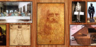 Leonardo da Vinci Facts Featured Image