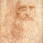 Self Portrait - Leonardo da Vinci