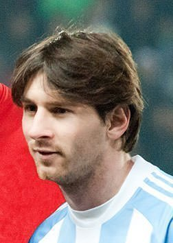 Liionel Messi