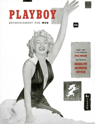 December 1953 Cover featuring Marilyn Monroe
