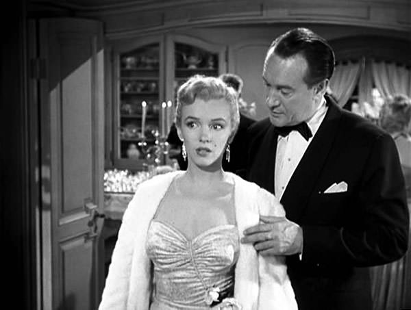 Image result for marilyn monroe in all about eve