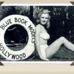 Marilyn as a model for The Blue Book