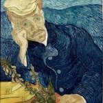 Portrait of Dr. Gachet - Vincent van Gogh