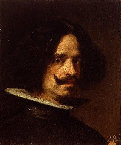 Self Potrait of Diego Velazquez