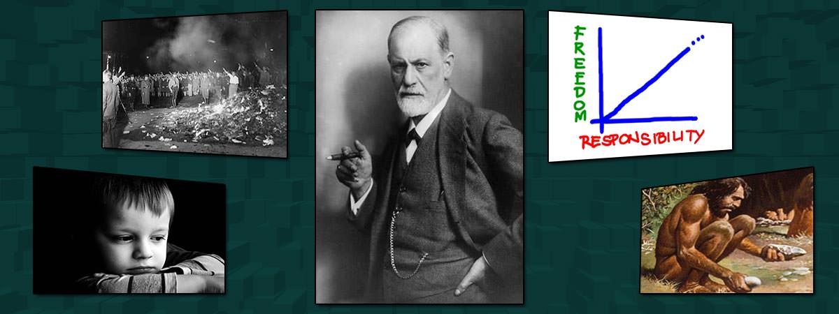 Sigmund Freud Famous Quotes Featured