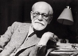 Sigmund Freud in 1938