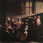 The Calling of St Matthew - Caravaggio