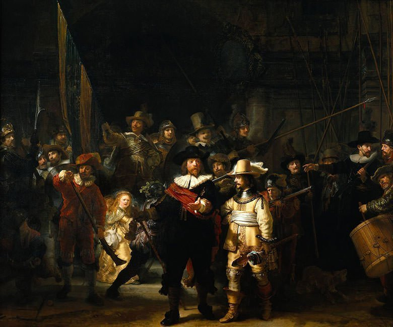 The Nightwatch (1642)