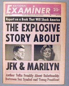 Marilyn and JFK Affair