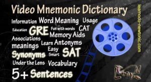 Mnemonic Dictionary Featured