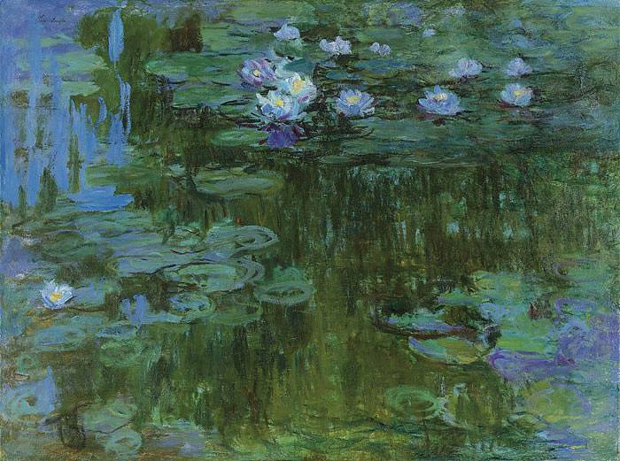 10 most famous paintings by claude monet learnodo newtonic for Monet paintings images