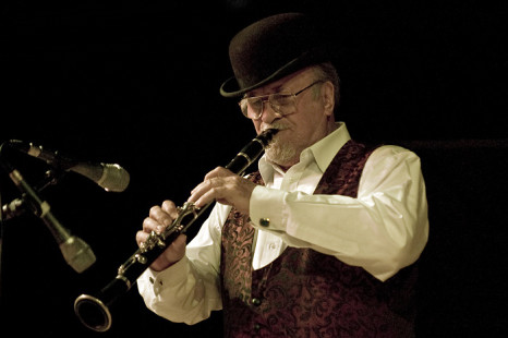 Acker Bilk – the clarinetist