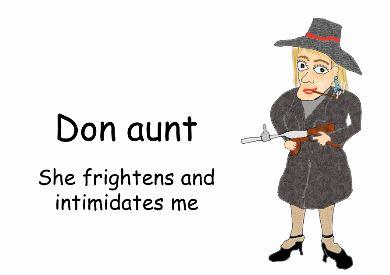 Daunt Dictionary Video | 5+ Daunt sentences