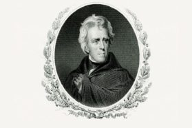 10 Facts On The Interesting Life of President Andrew Jackson