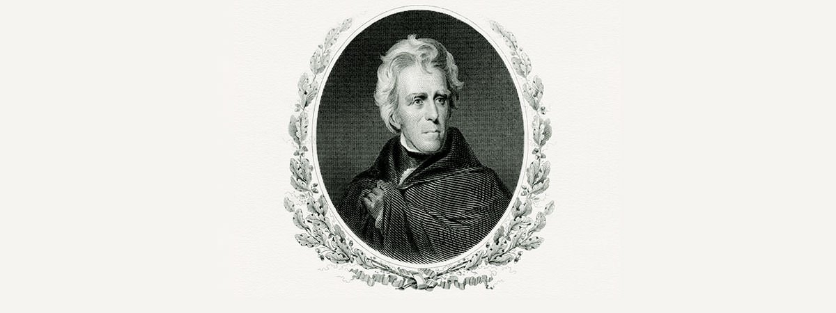 life of president andrew jackson Andrew jackson is one of america's jackson's life story seemed almost purpose-built for an american republic that jackson was the first great president.