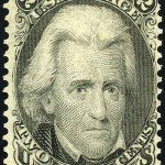 Andrew Jackson Issue of 1863