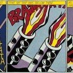 As I Opened Fire by Roy Lichtenstein