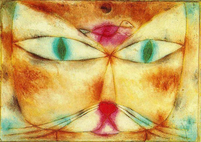 10 Most Famous Paintings by Paul Klee | Learnodo Newtonic