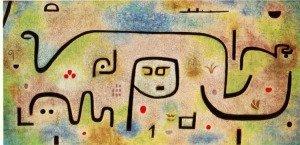 Insula Dulcamara by Paul Klee