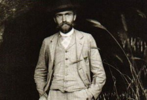 Karl Blossfeldt in 1895