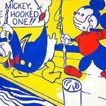 Look Mickey by Roy Lichtenstein