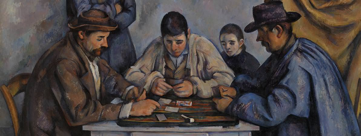 Paul Cezanne Famous Paintings Featured