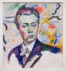 Robert Delaunay - Self Portrait
