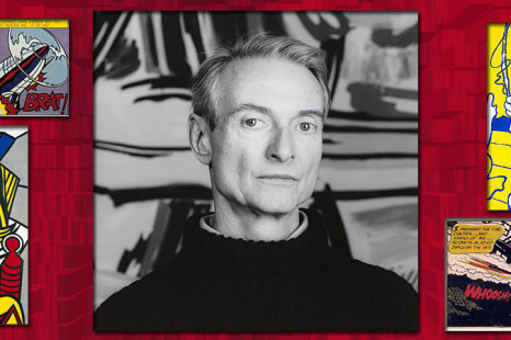 Roy Lichtenstein | 10 Interesting Facts About The Pop Artist